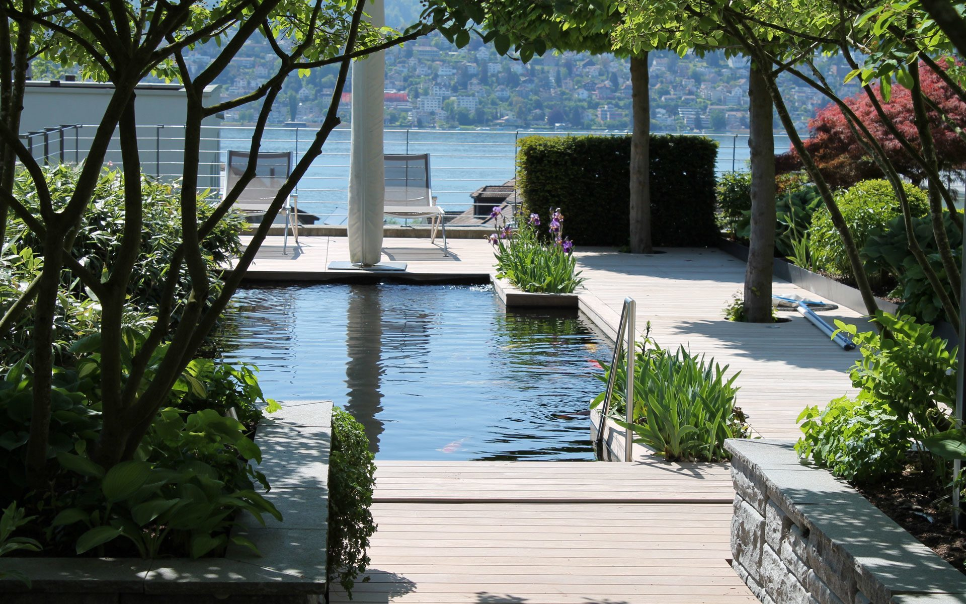 Emejing Landschaftsarchitektur Garten Skizze Gallery - New Home ...