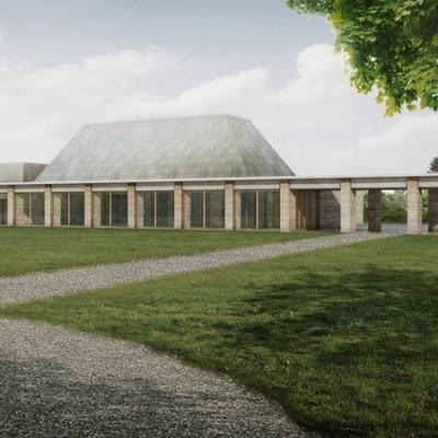 Neubau Krematorium Thun 5. Preis